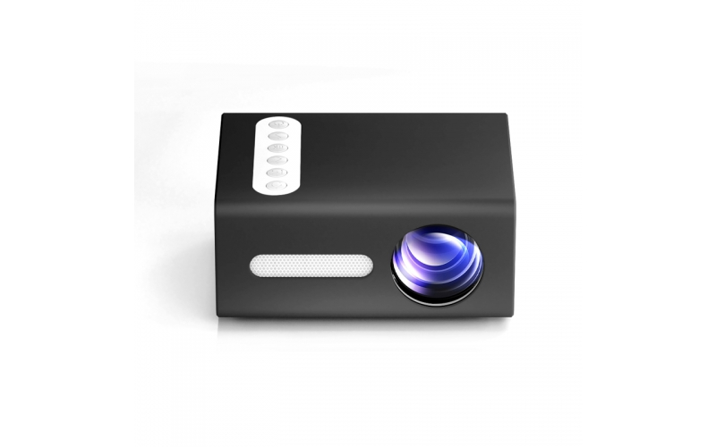 2020 Newest 320x240 mini led portable projector T300